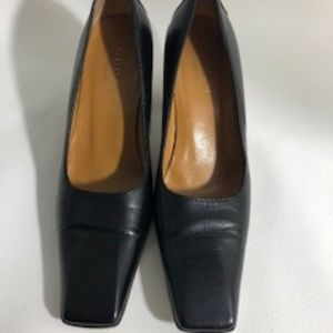 Vintage Gucci Leather Heels Size 7.5